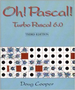 Cover of Oh! Pascal! Turbo Pascal 6.0, by Doug Cooper